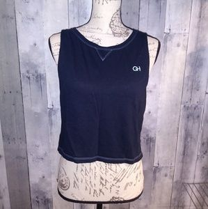 Gilly Hicks cropped tank top size small